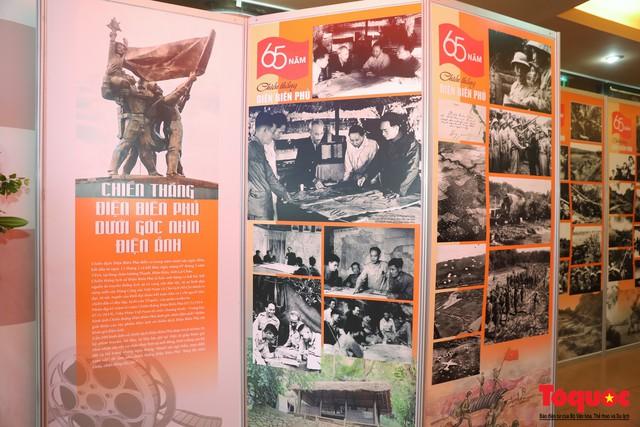 Sống lại ký ức Điện Biên Phủ qua những thước phim quý ghi lại lịch sử hào hùng của dân tộc - Ảnh 1.