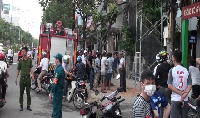 Hai công nhân bị điện giật trong lúc gò hàn  - Ảnh 1.