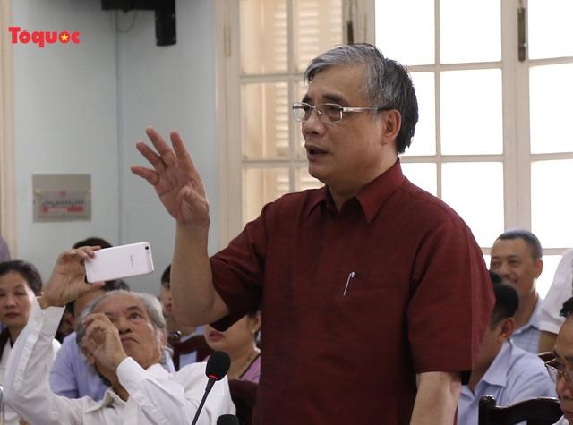 """PGS.TS Trần Đình Thiên: """"Đà Nẵng đưa dự án ra thông tin công khai minh bạch là cách để đối diện với thách thức về uy tín"""" - Ảnh 3."""