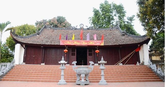 Bộ VHTTDL cho ý kiến thẩm định Báo cáo kinh tế - kỹ thuật tôn tạo Tam quan chùa Đọ Xá - Ảnh 1.