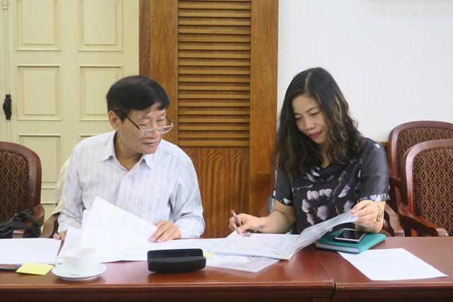 Ban giám khảo sẽ làm việc công tâm và trách nhiệm để chọn ra Đại sứ Văn hóa đọc năm 2019 xuất sắc nhất - Ảnh 2.