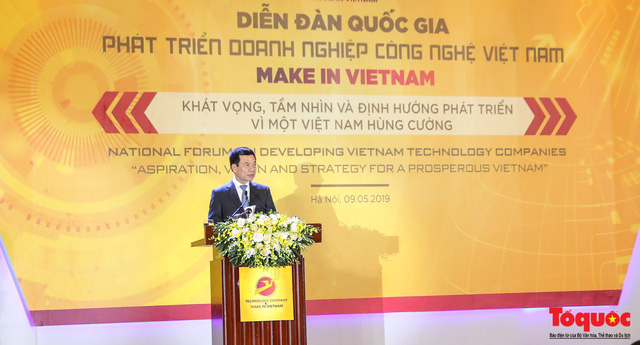 """""""Make in Vietnam""""  vì một Việt Nam hùng cường - Ảnh 2."""