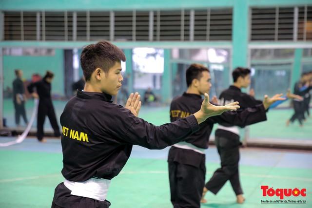 Pencak Silat Việt Nam: Đối mặt với thử thách nhiều nội dung thế mạnh bị cắt giảm tại SEA Games 30 - Ảnh 2.