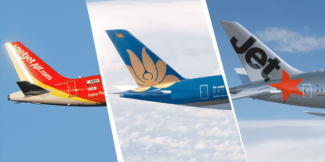 Từ 1/7/2019, giá vé máy bay nội địa không vượt quá 3,75 triệu đồng - Ảnh 1.