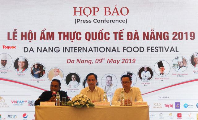 Tuần lễ tinh hoa ẩm thực quốc tế lần đầu tiên tổ chức tại Đà Nẵng - Ảnh 1.