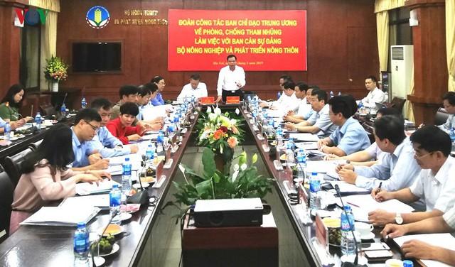 Bộ trưởng Tô Lâm: Nhiệm vụ phòng chống tham nhũng còn nặng nề - Ảnh 2.