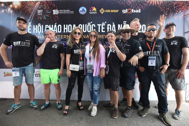 Nga mang Vũ điệu của nước và lửa tới Lễ hội pháo hoa quốc tế Đà Nẵng - DIFF 2019 - Ảnh 2.
