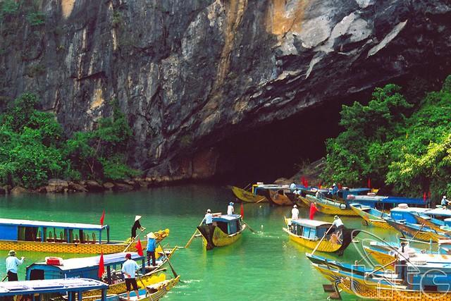 Nhiều hoạt động hấp dẫn tại Lễ hội hang động Quảng Bình năm 2019 - Ảnh 1.