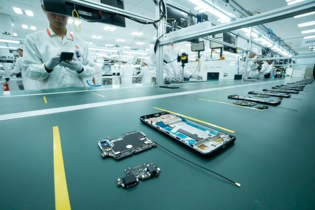 Vingroup động thổ Nhà máy điện thoại thông minh công suất 125 triệu máy/ năm - Ảnh 3.