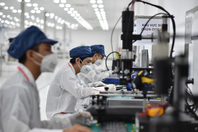 Vingroup động thổ Nhà máy điện thoại thông minh công suất 125 triệu máy/ năm - Ảnh 4.