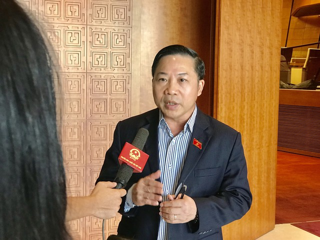 Đại biểu Lưu Bình Nhưỡng: Chúng ta không nên đưa những người của cơ quan khác vào HĐND  - Ảnh 1.
