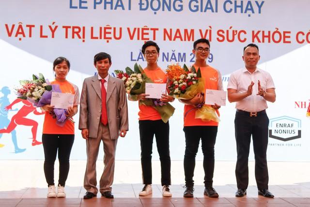 """Phát động giải chạy """"Ngành Vật lý trị liệu Việt Nam vì sức khỏe cộng đồng"""" - Ảnh 2."""