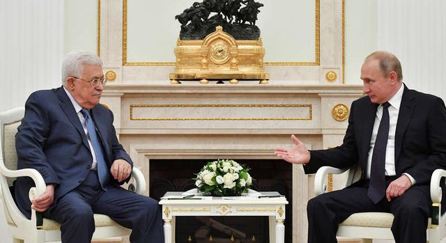 Hé lộ Nga miệt mài tìm cách hất chân Mỹ trong tiến trình hòa bình Trung Đông - Ảnh 1.