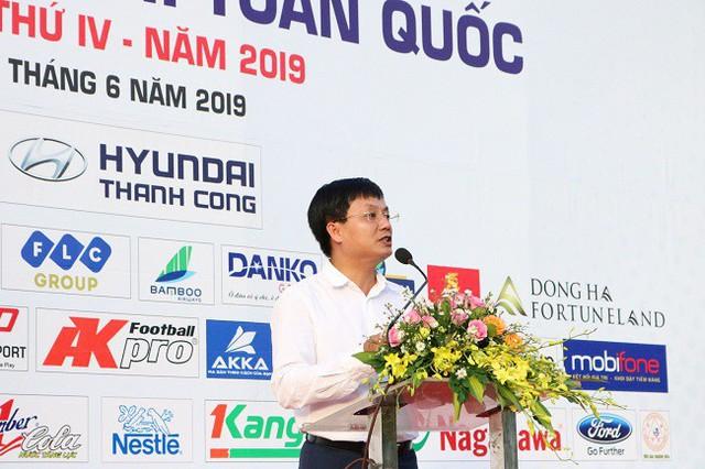 Press Cup 2019: Đài truyền hình Việt Nam xưng vương sau chiến thắng trước Tuổi trẻ Thủ đô - Ảnh 1.