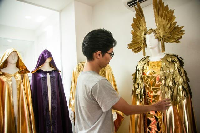 Vũ hội Ánh Dương - bữa tiệc thời trang hoành tráng trên đỉnh Bà Nà - Ảnh 2.