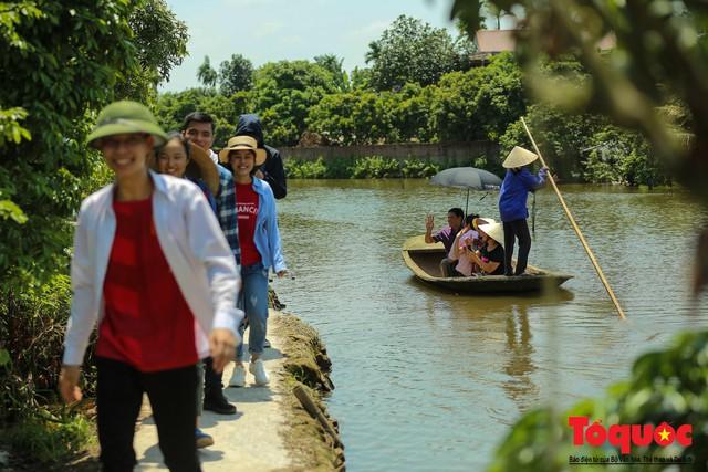 Trải nghiệm tour độc đáo miệt vườn Thanh Khê để hái vải trên sông - Ảnh 16.