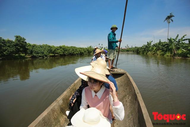 Trải nghiệm tour độc đáo miệt vườn Thanh Khê để hái vải trên sông - Ảnh 1.