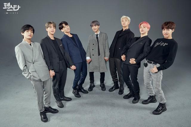 BTS thả thính người hâm mộ bằng những bức hình không thể không đốn tim - Ảnh 7.