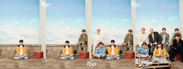 BTS thả thính người hâm mộ bằng những bức hình không thể không đốn tim - Ảnh 11.