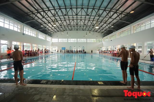Lễ phát động toàn dân học bơi, phòng chống đuối nước năm 2019 - Ảnh 2.