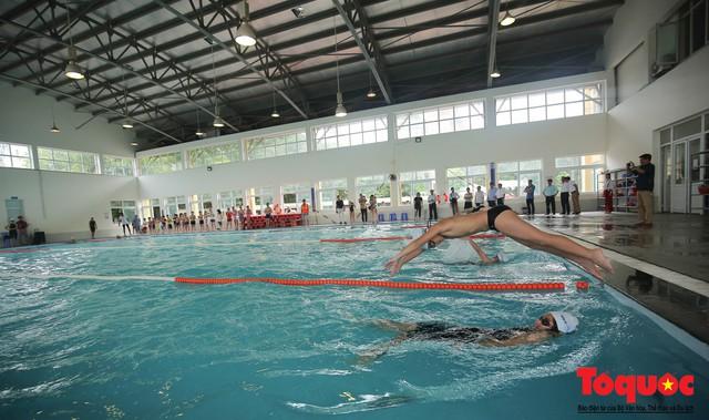 Lễ phát động toàn dân học bơi, phòng chống đuối nước năm 2019 - Ảnh 3.