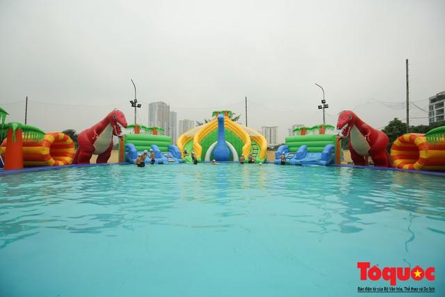 Lễ phát động toàn dân học bơi, phòng chống đuối nước năm 2019 - Ảnh 5.