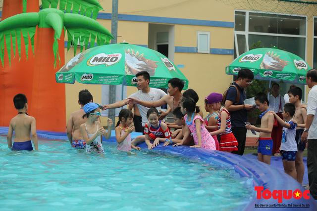 Lễ phát động toàn dân học bơi, phòng chống đuối nước năm 2019 - Ảnh 7.