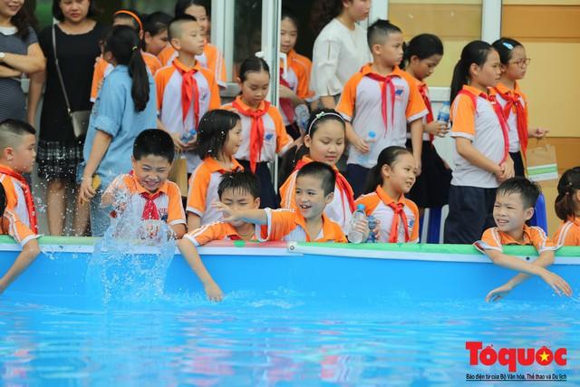 Lễ phát động toàn dân học bơi, phòng chống đuối nước năm 2019 - Ảnh 13.