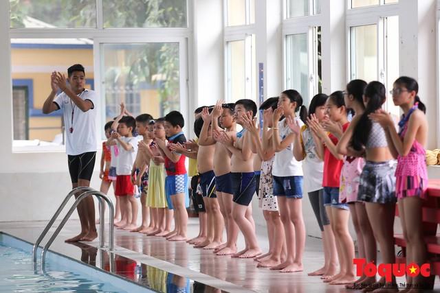 Lễ phát động toàn dân học bơi, phòng chống đuối nước năm 2019 - Ảnh 11.