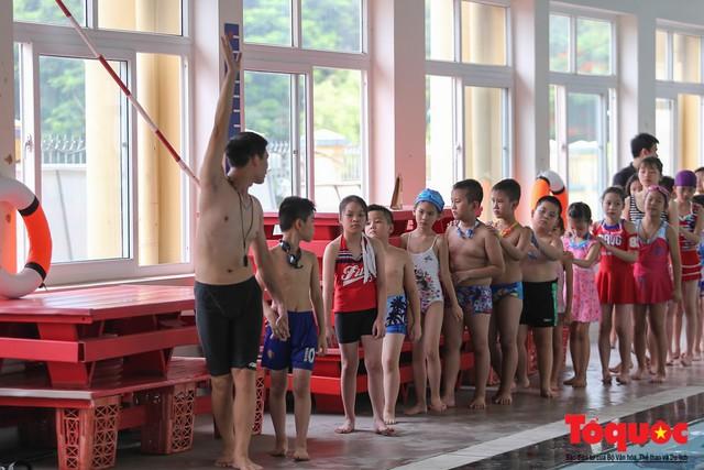 Lễ phát động toàn dân học bơi, phòng chống đuối nước năm 2019 - Ảnh 12.