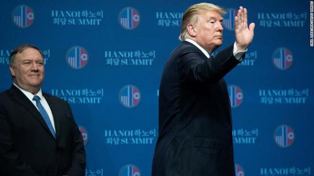 Đảo chiều tuyên bố mới nhất của Mỹ về Triều Tiên sau căng thẳng đằng đẵng - Ảnh 1.