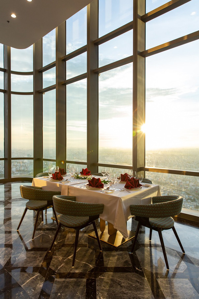 Đầu bếp lừng danh David Rocco chủ trì dạ tiệc giao lưu văn hóa Việt – Ý tại Vinpearl Luxury Landmark 81 - Ảnh 1.