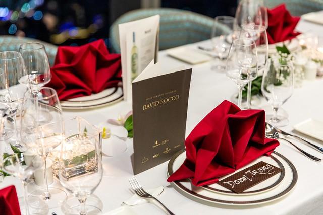 Đầu bếp lừng danh David Rocco chủ trì dạ tiệc giao lưu văn hóa Việt – Ý tại Vinpearl Luxury Landmark 81 - Ảnh 3.