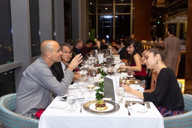 Đầu bếp lừng danh David Rocco chủ trì dạ tiệc giao lưu văn hóa Việt – Ý tại Vinpearl Luxury Landmark 81 - Ảnh 8.