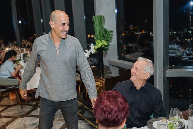 Đầu bếp lừng danh David Rocco chủ trì dạ tiệc giao lưu văn hóa Việt – Ý tại Vinpearl Luxury Landmark 81 - Ảnh 9.