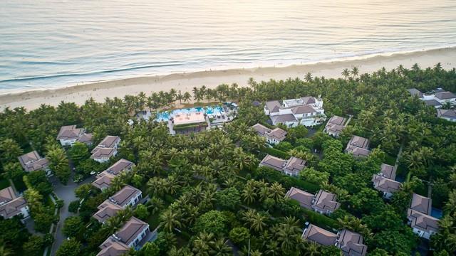 Nhạc sĩ Dương Khắc Linh đưa vợ mới cưới nghỉ dưỡng ở Premier Village Danang Resort Managed by AccorHotels - Ảnh 4.