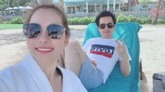 Nhạc sĩ Dương Khắc Linh đưa vợ mới cưới nghỉ dưỡng ở Premier Village Danang Resort Managed by AccorHotels - Ảnh 3.