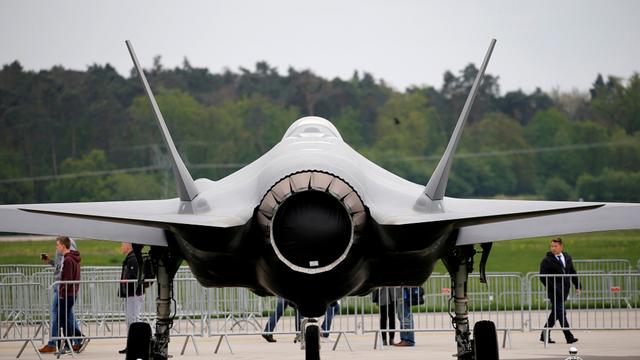 Thổ bất ngờ chỉ định Mỹ thách thức F-35 đe dọa liên minh NATO - Ảnh 1.
