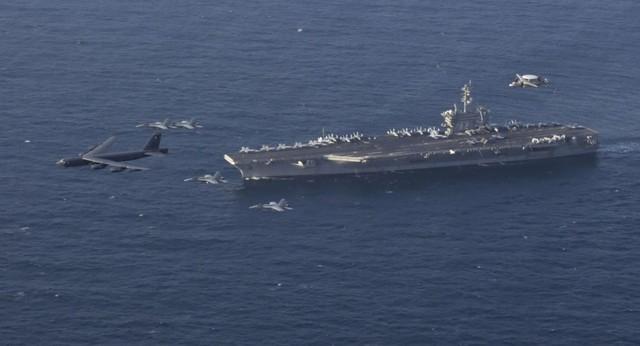 Iran tung đáp trả rắn hướng Mỹ vụ tàu chở dầu bị tấn công - Ảnh 1.