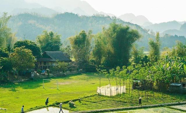 Hòa Bình ban hành kế hoạch phát triển kinh tế du lịch gắn với xây dựng nông thôn mới - Ảnh 1.
