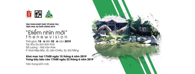 Lần đầu tiên 24 nghệ sĩ 3 miền Bắc-Trung-Nam tề tựu sáng tác, trực họa tại tuần sáng tác Điểm Nhìn Mới - Ảnh 1.