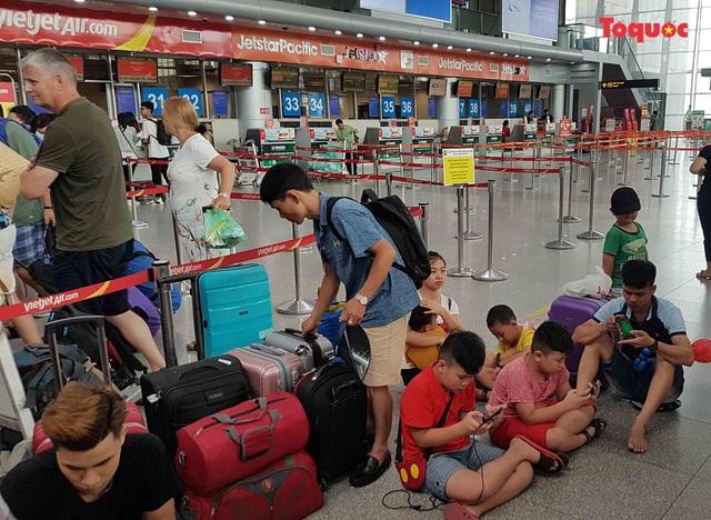 Vietjet Air nói gì về việc hoãn nhiều chuyến bay?  - Ảnh 2.