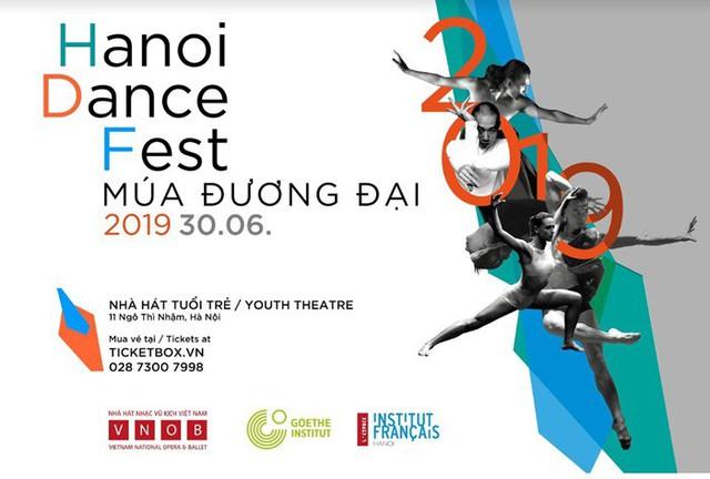 Liên hoan Múa Hà Nội 2019 - Ảnh 1.