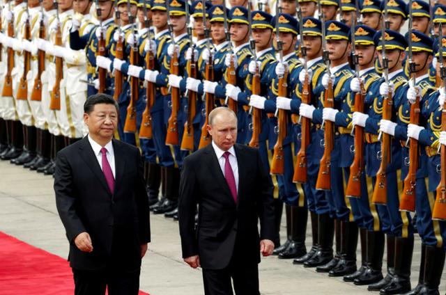 Giữa muôn trùng áp lực từ Mỹ, Trung Quốc tìm kiếm tương đồng Nga, Ấn - Ảnh 3.