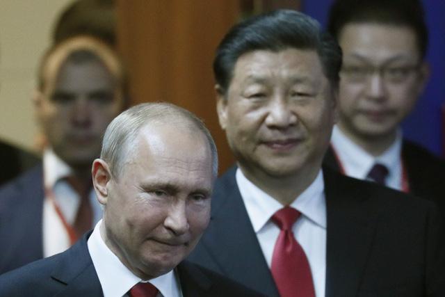 Gắn kết Nga-Trung trong kỷ nguyên mới giữa căng thẳng leo thang với Mỹ? - Ảnh 1.