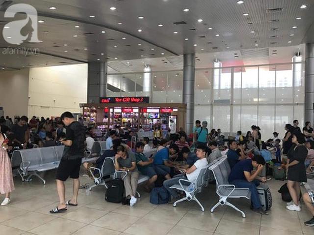 VietJet lên tiếng sau hàng loạt chuyến bay bị delay nhiều giờ khiến hành khách bức xúc - Ảnh 1.