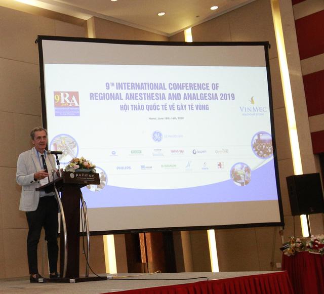 Vinmec và Hội đồng Gây tê Vùng Châu Á tổ chức Hội thảo Quốc tế về Gây tê vùng đầu tiên tại Việt Nam - Ảnh 1.