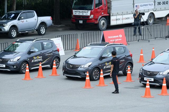 Vinfast giao 650 xe Fadil tới khách hàng trong 1 ngày - Ảnh 9.