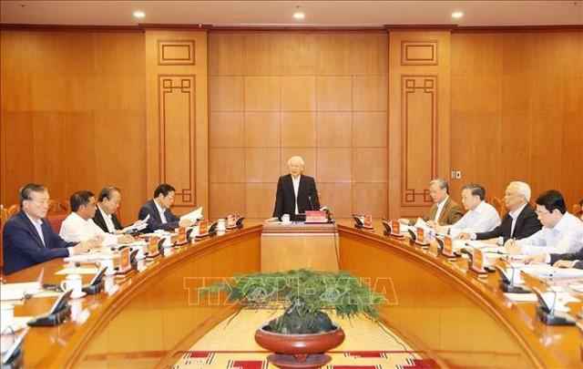 Ban Chỉ đạo TƯ về phòng chống tham nhũng chỉ đạo khẩn sau vụ Thanh tra Bộ Xây dựng vòi tiền - Ảnh 1.
