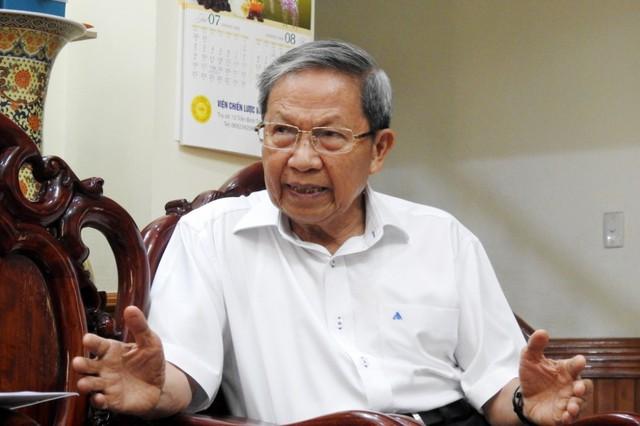 Tướng Lê Văn Cương: Đấu tranh chống tham nhũng… là mảng sáng nhất, đẹp nhất của báo chí - Ảnh 1.